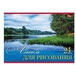 Альбом Hatber Русские просторы 29.7 х 21 см (A4), 100 г/м?, 24 л.