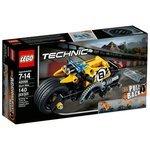 Классический конструктор LEGO Technic 42058 Трюковый мотоцикл