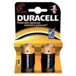 Батарейка C Duracell LR14-2BL (20/60/6000)
