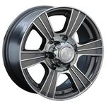 Купить LS Wheels LS160 7x16/5x139.7 D98.5 ET35 GMF