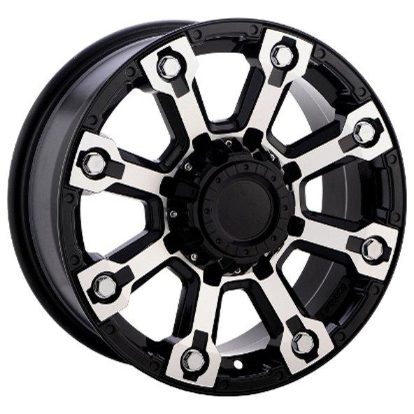 Купить Tunzzo Kaiten 7x16/5x139.7 D84.1 ET43 BMF
