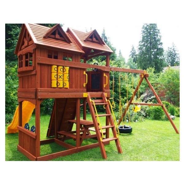 Игровой домик на даче