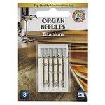 Игла/иглы Organ Titanium