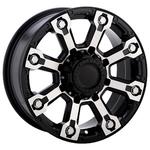Купить Tunzzo Kaiten 7x16/6x139.7 D106.1 ET30 GMMF