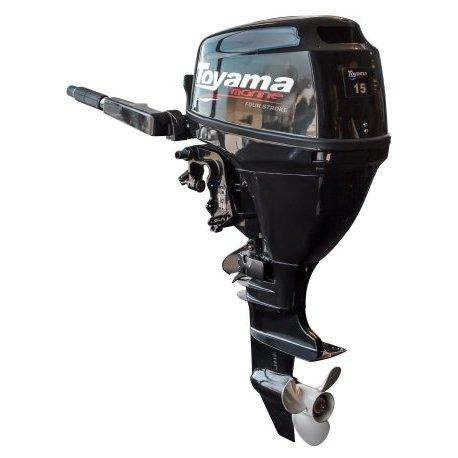 подвесной лодочный мотор toyama
