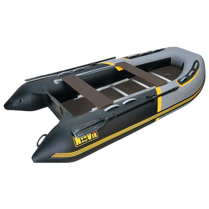 обзор лодок пластиковых