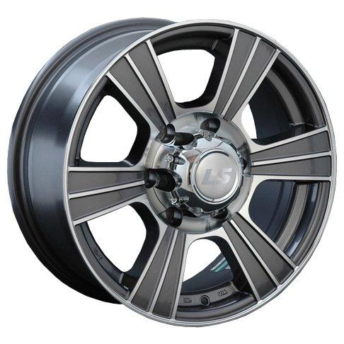 Купить LS Wheels LS160 7x16/6x139.7 D93.1 ET10 GMF