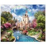 Фотообои Design Studio 3D Замок принцессы