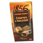 Мягкая карамель Klaus с шоколадной начинкой 160 г