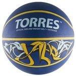 Баскетбольный мяч TORRES Jam, р. 7