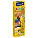 Лакомство для экзотических птиц Vitakraft Крекеры для экзотических птиц яичные (21258)