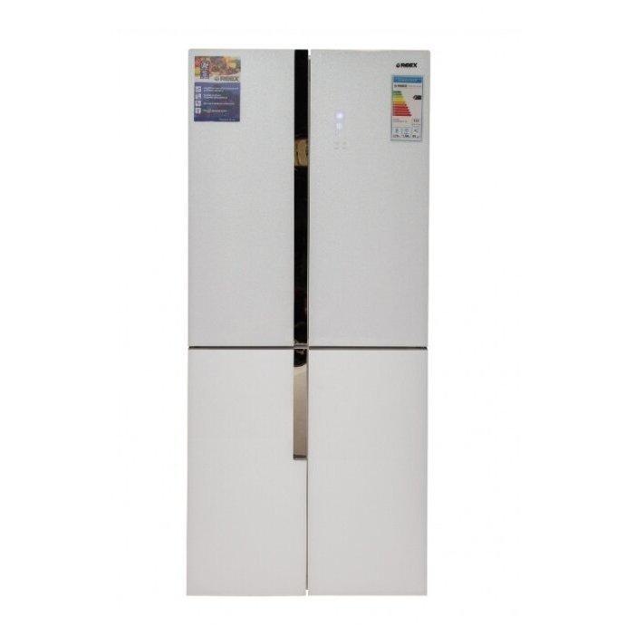 Купить Холодильник Reex RF-SBS 18143 DNF IWGL белый в интернет магазине DNS. Характеристики, цена Reex RF-SBS 18143 DNF IWGL | 8116317
