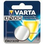 Батарейка CR2320 VARTA CR2320 6320 BL1