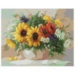 """Molly Картина по номерам """"Полевые цветы"""" 40х50 см (KH0174)"""