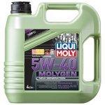 LIQUI MOLY Molygen New Generation 5W-40 4 л