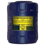 Масло для компрессоров Mannol ISO 46 20 л