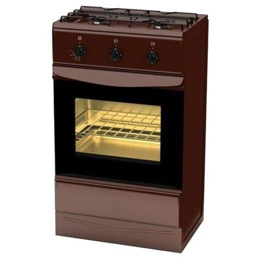 Газовая плита TERRA GER 5204 W белая / отзывы владельцев, характеристики, цены, где купить