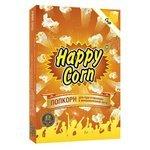 Попкорн Happy Corn сырный в коробке в зернах, 100 г