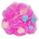 Мочалка Beauty format синтетическая с поролоновой губкой (58220-7140)