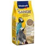 Добавка в корм Vitakraft Для крупных попугаев песок