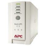 APC by Schneider Electric Back-UPS CS 650VA 230V