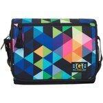 Школьная сумка Grizzly MD-855-6 Геометрия разноцветная