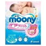 Moony Air Fit (0-5 кг) 90 шт.