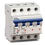 Автоматический выключатель КЭАЗ OptiDin BM63-4B10-УХЛ3