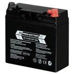 Аккумуляторная батарея ABB GHV9240001V0013 17 А·ч
