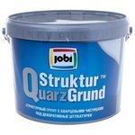 Грунтовка Jobi StrukturQuarzGrund под штукатурки (5 л)