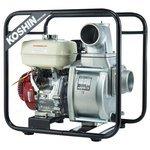 Мотопомпа KOSHIN STH-100X 6.3 л.с. 1450 л/мин