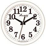 Часы настенные кварцевые Алмаз B02