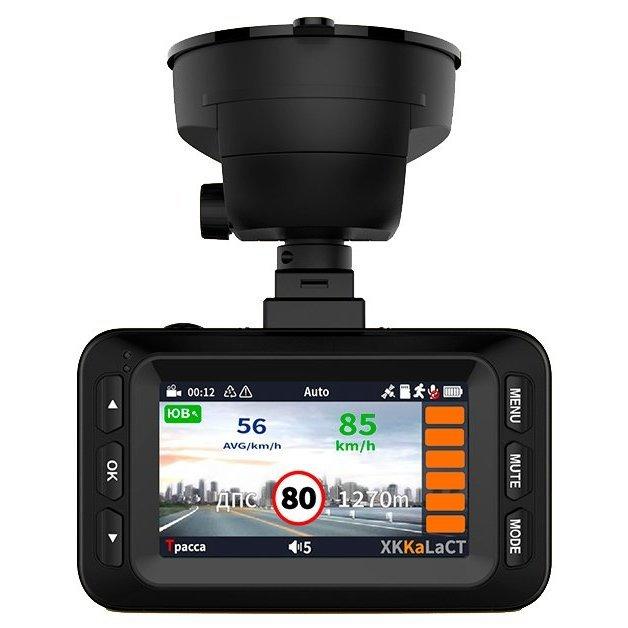 Купить Видеорегистратор с радар-детектором Roadgid X7 Gibrid
