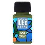 Краски Maimeri Idea Vetro № 358 Зеленый Желчный M5314358 1 цв. (60 мл.)