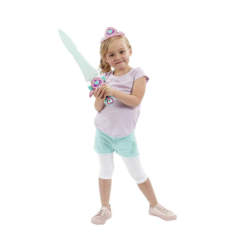 Купить Игровой набор Keenway Неллы - сверкающий меч и тиара - 11287