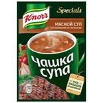Knorr Чашка супа Мясной суп по-испански 19 г