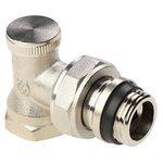 Запорный клапан MVI TR.111.04 муфтовый (ВР/НР), латунь, для радиаторов