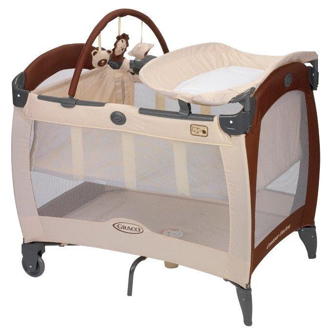 Кровать манеж грако фото