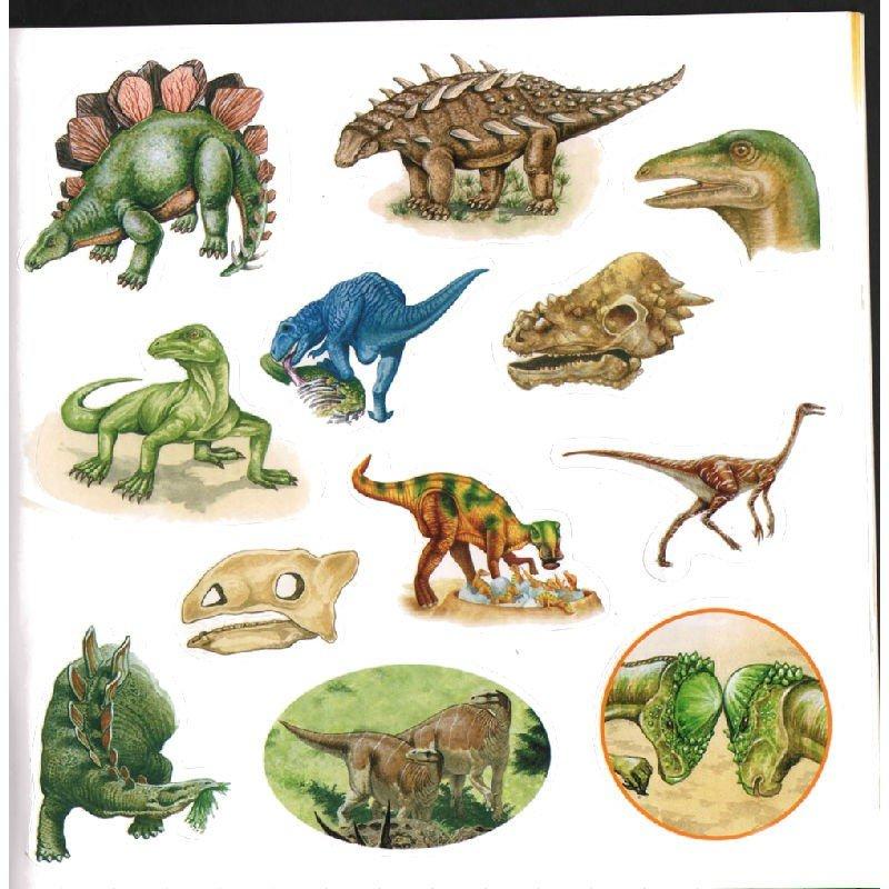 Виды динозавров картинки для детей