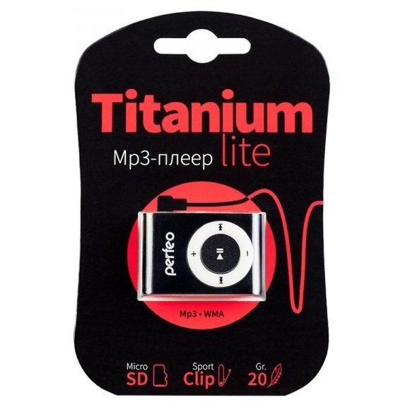 Купить Плеер Perfeo Titanium Lite