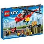 Классический конструктор LEGO City 60108 Пожарная команда быстрого реагирования