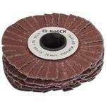 Шлифовальный валик лепестковый BOSCH SW 15 K120 1 шт