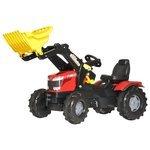 Веломобиль Rolly Toys Farmtrac MF (611133)