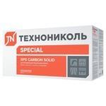 Экструдированный пенополистирол (XPS) Технониколь CARBON SOLID тип A 500 118х58см 50мм 8 шт