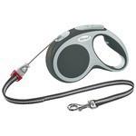 Поводок-рулетка для собак Flexi Vario M тросовый