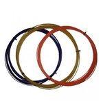Esun ABS пруток ESUN 1.75 мм 3 цвета (оранжевый, золотой, пурпурный)