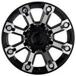 Купить Tunzzo Kaiten 7.5x17/6x139.7 D106.1 ET25 GMMF