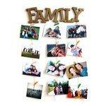 Держатель для фото Roomton Family 10045