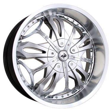 Купить Zumbo Wheels Z008 8.5x20/5x112 D73.1 ET40 HBLP