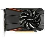 GIGABYTE GeForce GTX 1050 1354Mhz PCI-E 3.0 2048Mb 7008Mhz 128 bit DVI HDMI HDCP